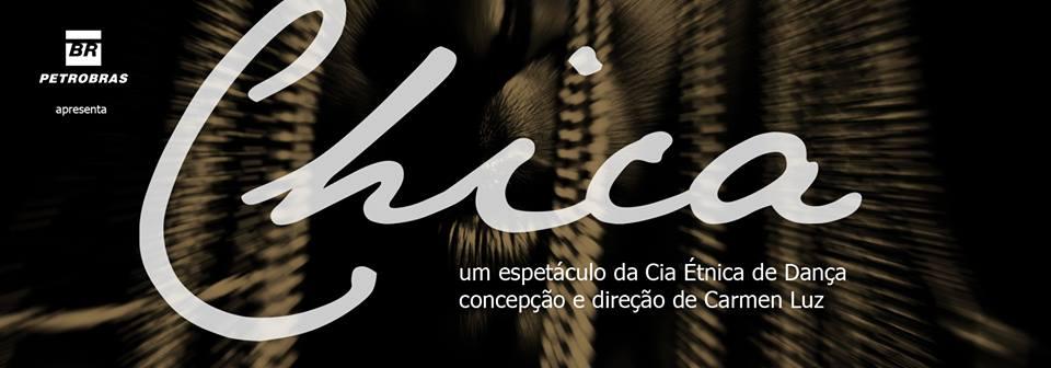 """Espetáculo """"Chica"""" chega ao Sesc NovaIguaçu"""