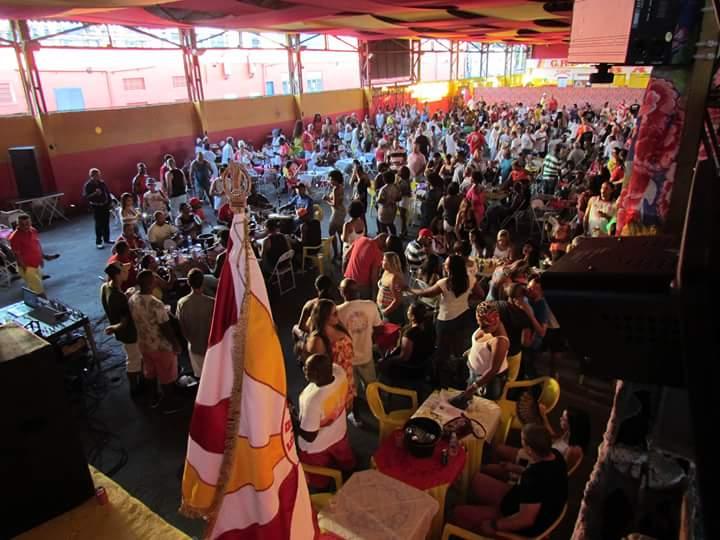 Confira o final de semana da GRES Leão de NovaIguaçu
