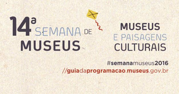 Museus da Baixada participam da 14ª Semana Nacional deMuseus
