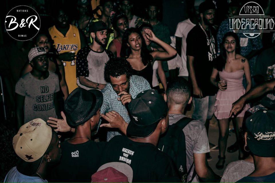 Hip Hop em Queimados: Batidas & Rimas acontece nestesábado