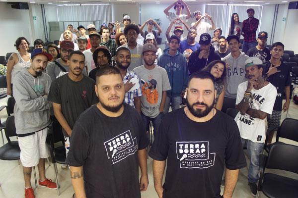 Inscrições abertas para workshop gratuito de Rap e Beat em NovaIguaçu