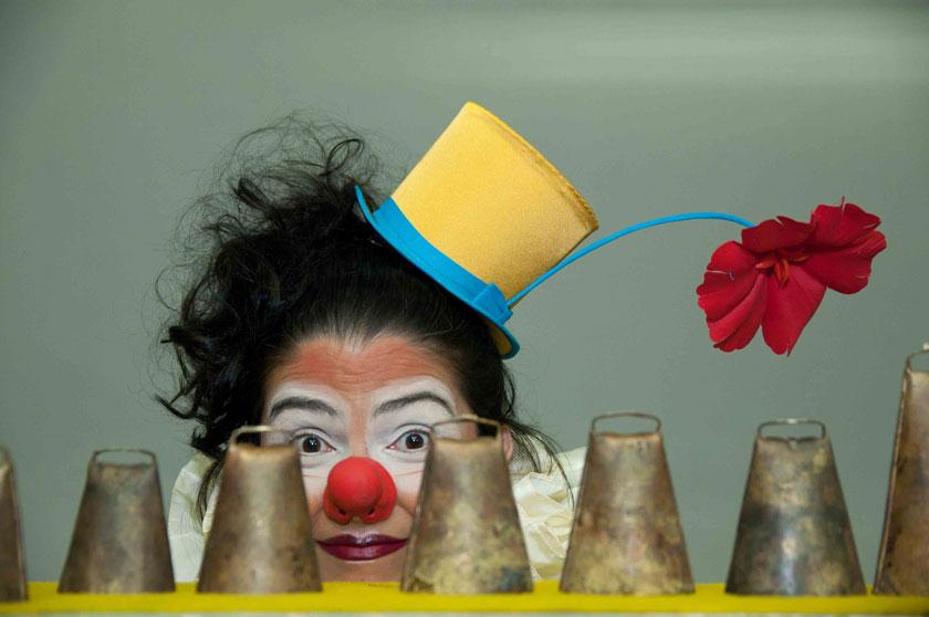 Mostra reúne artistas populares e palhaços em Duque deCaxias