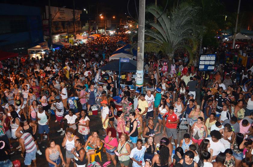 Carnaval 2018: Eventos pré-carnavalescos de Nilópolis serviram comoteste