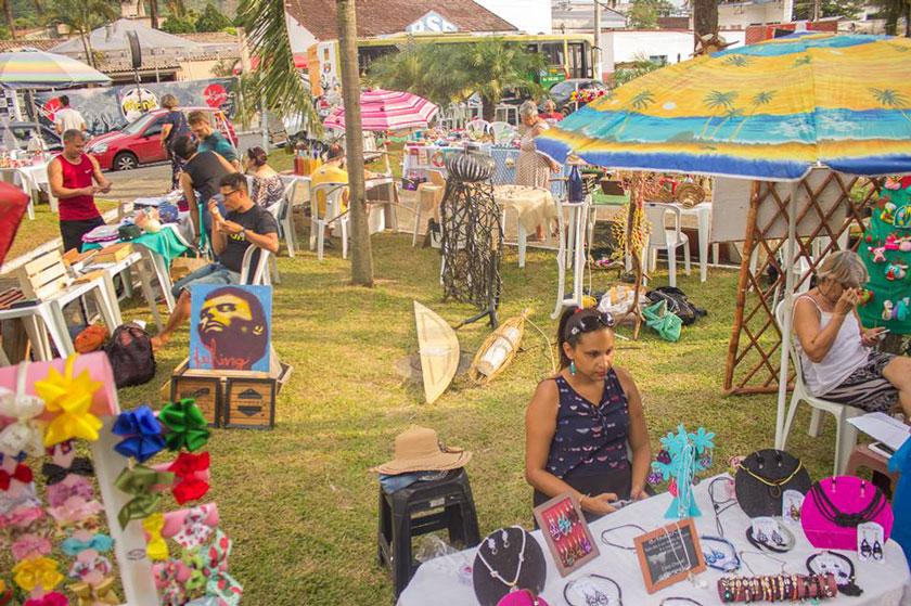 Feira comunitária promove sustentabilidade emMagé