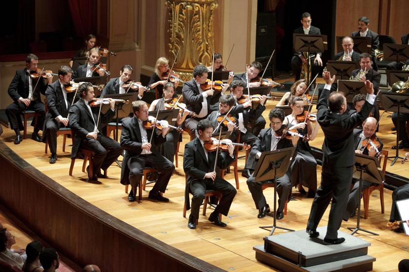 Orquestra Sinfônica Brasileira abre inscrições para músicos emGuapimirim