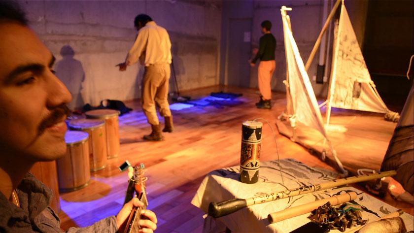 Cia de teatro chilena realiza atividades na BaixadaFluminense
