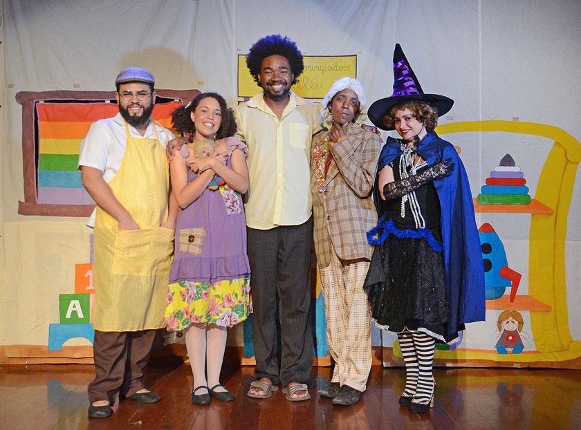 Espetáculo infantil usa humor para falar debullying