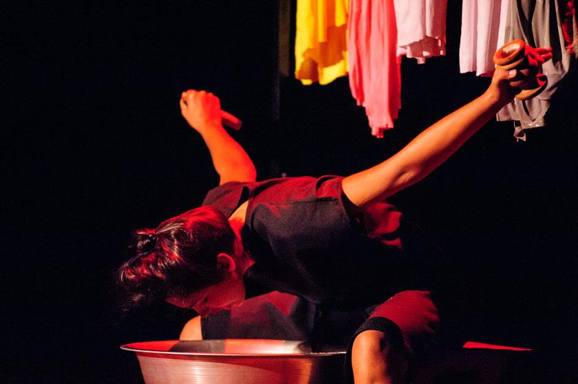 Monólogo Medeia na Sala de Espetáculos AmirHaddad